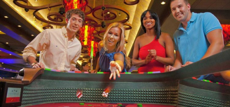Learn How to Play Craps in A Casino